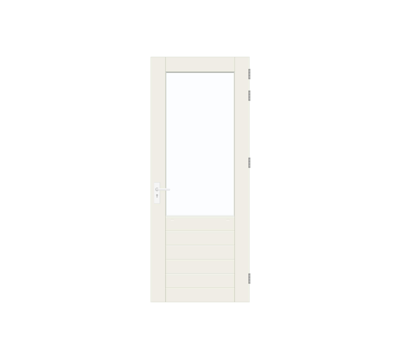Buitendraaiende deuren